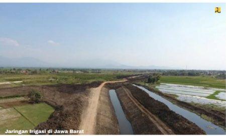Irigasi Pertanian di Jawa Barat